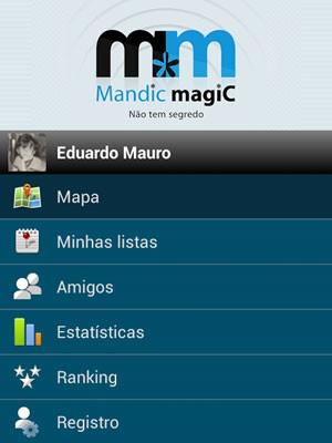 App Mandic Magic armazena e compartilha senhas de redes Wi-Fi de lugares com conexão aberta. (Foto: Divulgação/MandicMagic)