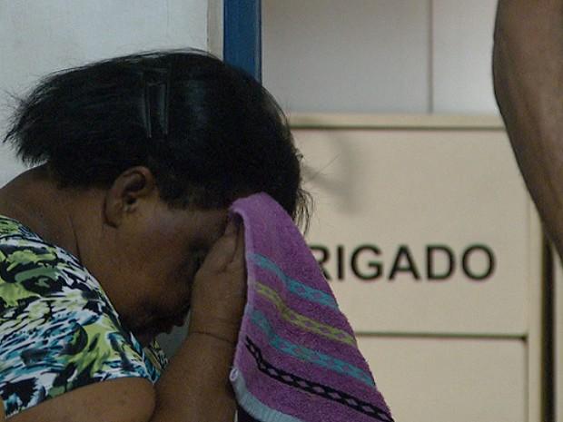 Dengue lota postos de saúde na região de Campinas (Foto: Reprodução EPTV)