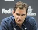 """Federer não vê problema em pena de Sharapova: """"Sou pela tolerância zero"""""""