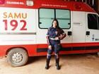 Com jornada dupla, socorrista do Samu faz sucesso como cantora
