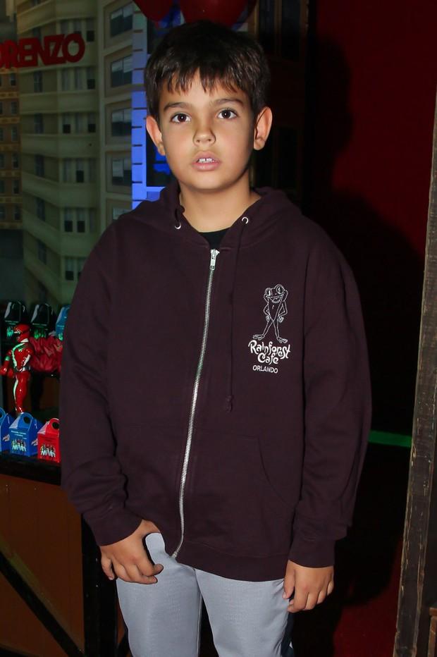 Rodrigo  (Foto: Manuela Scarpa/Brazil News)
