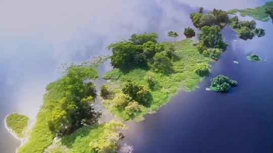 Baixada Maranhense é uma das maiores riquezas naturais do NE