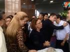 Ministra Ideli Salvatti diz que João Ribeiro era 'parceiro de primeira hora'