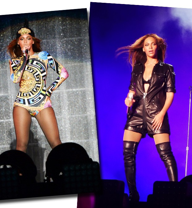 On the Run: a nova turnê de Beyoncé é supergrifada