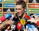 Fernando Torres sai na frente na briga por vaga no ataque da Espanha