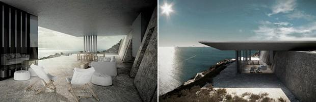 Casa 6 (Foto: Reproduo/ Dezeen)