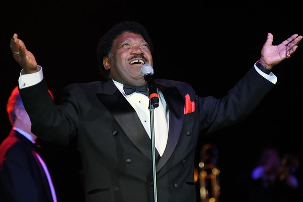 O cantor Percy Sledge (Foto: Getty Images)