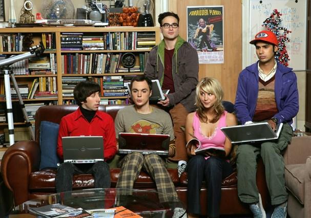 """Atores de """"The Big Bang Theory"""" são os que mais ganham (Foto: Divulgação)"""