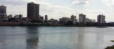 Nível do Paraíba se aproxima do normal (Dulcides Netto/G1)