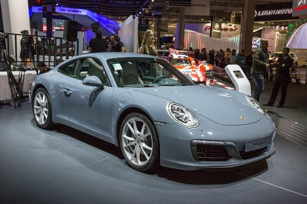 Porsche 911 Carrera (Foto: Marcos Camargo)