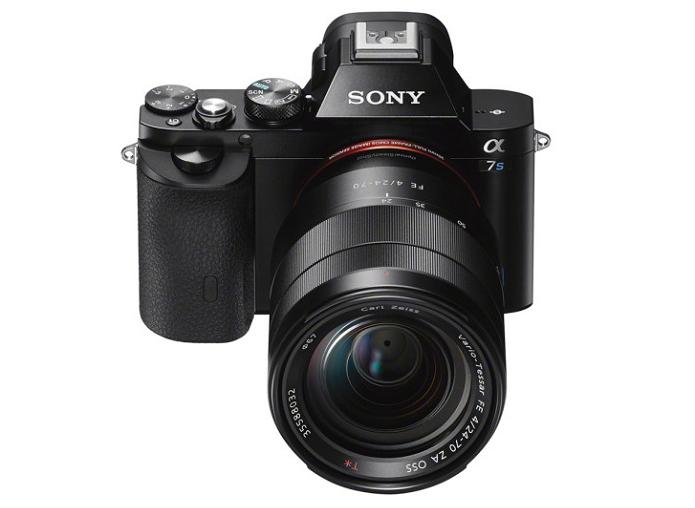 Nova câmera da Sony foi anunciada, mas não tem data de lançamento (Foto: Divulgação/Sony)