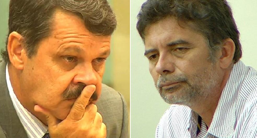 Deputado Ricardo Motta presidiu a assembleia na época que Gutson dirigiu o setor administrativo do Idema (Foto: Reprodução/Inter TV Cabugi)