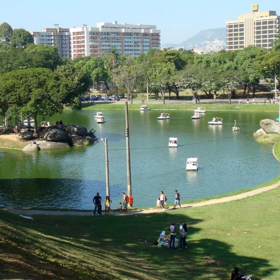A Quinta da Boa Vista, no Rio, receberá cerca de 50 mil pessoas nos dois dias do evento — 14 e 15 deste mês (Foto: Divulgação)