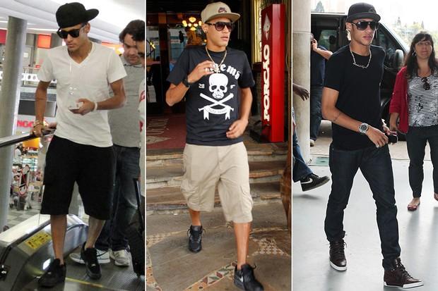 ESTILO - Neymar (Foto: AgNews | FotoRio News)