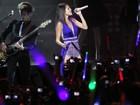 Depois de furar a fila da ponte aérea, Selena Gomez se apresenta em SP