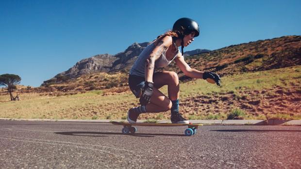 Skate feminino representa bem o pas no exterior (Foto: Shutterstock / Jacob Lund)