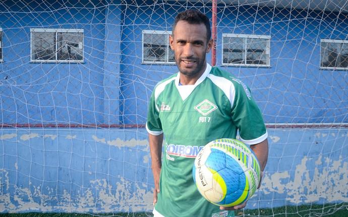 Maciel, cabofriense futebol 7 (Foto: Léo Borges / Na Jogada)
