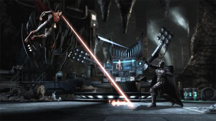 Batman e Superman são aliados, mas já lutaram um contra o outro nos games (Foto: Divulgação/WB Games)