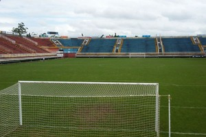 Arena Joinville (Foto: Alessandra Flores/RBS TV)