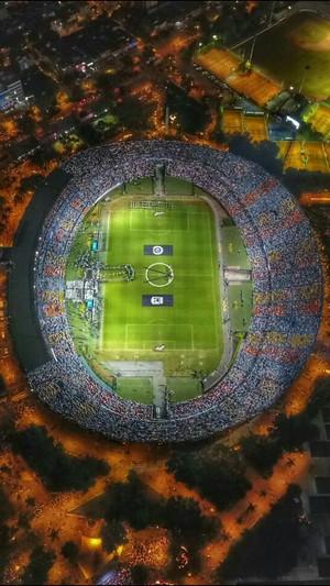 estádio atlético nacional chapecoense (Foto: Reprodução)