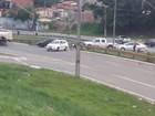 Trânsito na Marginal Botafogo é liberado nos dois sentidos, diz SMT