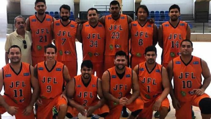 JFL basquete (Foto: Divulgação)
