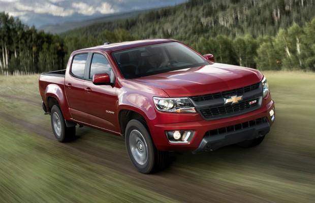 Novo Chevrolet Colorado (Foto: Divulgação)