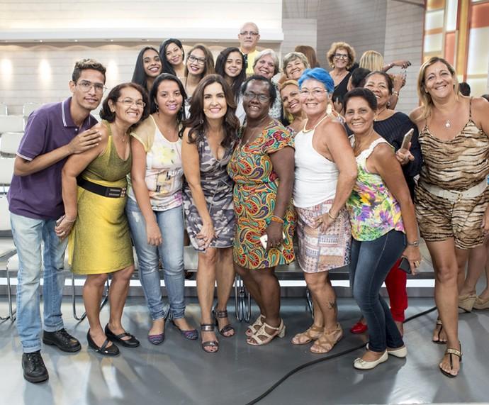 Participe da plateia do programa também! Veja como faz no Gshow! (Foto: Ellen Soares/Gshow)