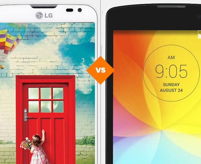 Qual LG se deu melhor no comparativo do TechTudo: G2 Lite ou L90? (Foto: Arte/TechTudo)