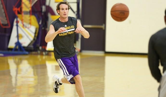Marcelinho Huertas NBA Lakers (Foto: Site Oficial dos Lakers)