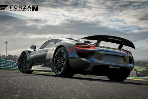 Forza Motorsport 7  (Foto: Divulgação )