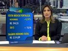 Valor da cesta básica de Fortaleza  tem a 6ª maior queda entre as capitais