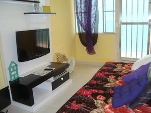 Casa na Estrada do Magarça, em Campo Grande, é alugada por R$ 150 a diária, para a JMJ (Foto: Susana Amaral/ Arquivo pessoal)