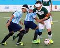 Fut 5: Herói da final, Ricardinho revela que atuou lesionado no Parapan