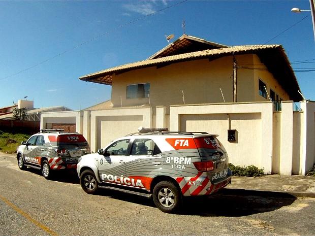 Casa comprada por R$ 2 milhões em 2004 é de propriedade de um francês. (Foto: TV Verdes Mares/Reprodução)