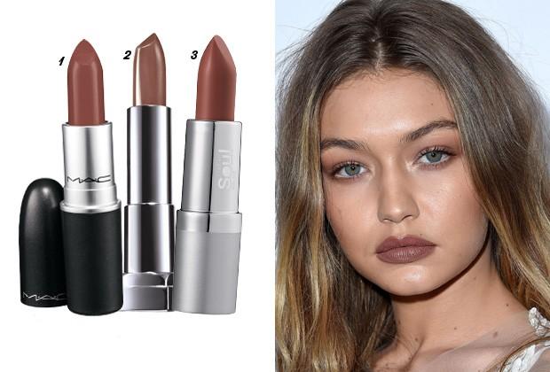 47b9b4bb1b2889 Batom marrom: descubra o tom que mais combina com o seu tipo pele e veja  nossa sugestão de produtos - Revista Marie Claire | Beleza