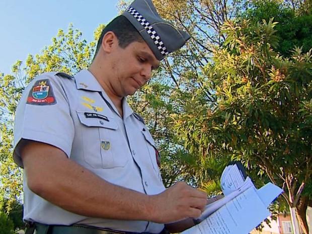 Denúncias têm ajudado a polícia a combater o tráfico em Pirassununga (Foto: Ely Venâncio/EPTV)