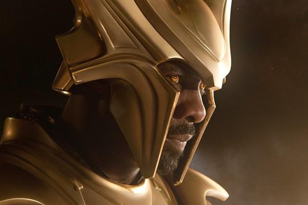 Idris Elba como Heimdall (Foto: Divulgação)