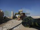 Confrontos retornam à cidade síria de Aleppo após trégua inútil
