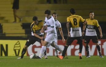 """Gol e entrosamento com Raphael Silva motivam Nathan: """"Cada vez mais"""""""