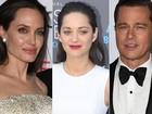 Marion Cotillard foi pivô de separação de Angelina Jolie e Brad Pitt, diz site
