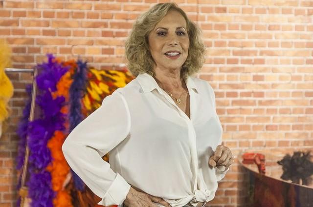 Arlete Salles (Foto: Globo/Artur Meninea)