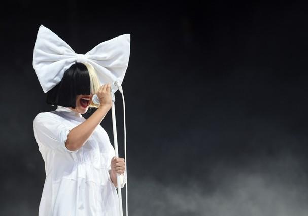 Sia descobriu que suas fotos nuas estavam à venda (Foto: Getty Images)