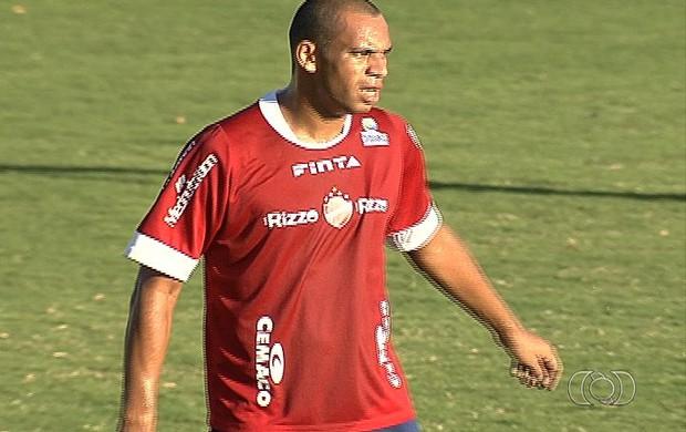 Robston - meia Vila Nova (Foto: Reprodução / TV Anhanguera)