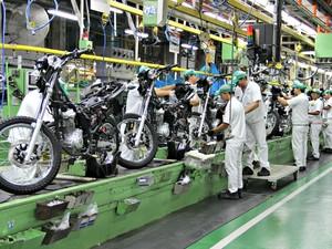 Polo Industrial de Manaus já perdeu 18 mil postos de trabalho somente em 2015 (Foto: Adneison Severiano/G1 AM)