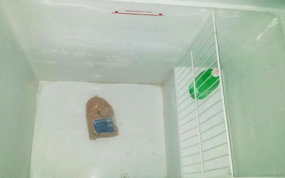 Segundo agentes penitenciários do RN, comida deixou de ser fornecida por falta de pagamento (Foto: Divulgação/Sindasp-RN)