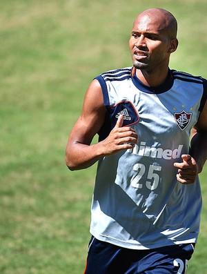 Wellington SIlva treino Fluminense (Foto: Alexandre Cassiano / Ag. O Globo)