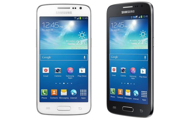 Galaxy S3 Slim chega ao Brasil nas em duas cores e com configurações inferiores ao S3 original (Foto: Arte/Divulgação)