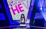 Aos nove anos, Iris Pereira canta 'Felicidade' no 'The Voice Kids'
