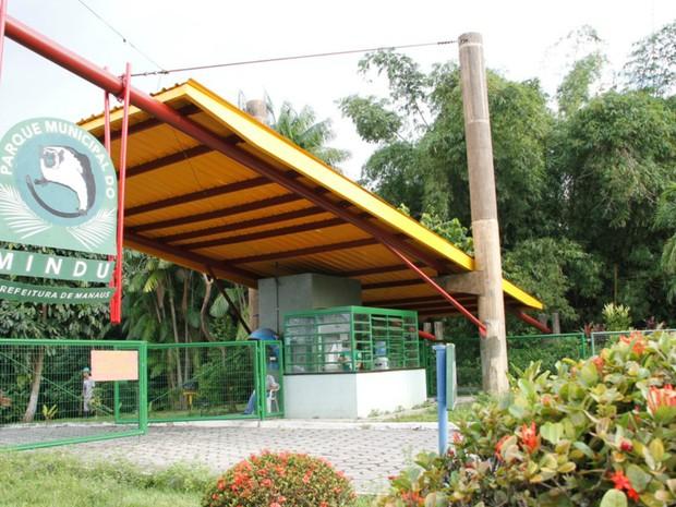 Parque do Mindu (Foto: Altemar Alcântara/Semcom)